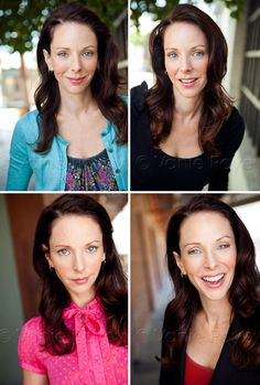 a great blog for ideas for headshots