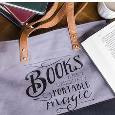 It's raining here today!  A perfect excuse to curl up with a good book!  Awesome bag from @meredith_unoriginalmom
