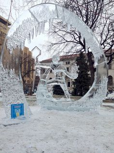 st paul winter carnival images | St. Paul Winter Carnival Ice Sculpture | Flickr - Photo Sharing!