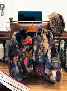 Fur Fashion, Autumn Fashion, 30th Birthday Presents, Sophia Webster Shoes, Viva Glam, Winter Warmers, Festival Fashion, Fashion Forward, Fur Coat