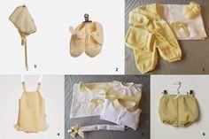 Uma das cores tendência da estação: Amarelo!
