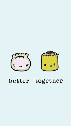 Better Drawing Better together coz unity is power Cute Food Wallpaper, Kawaii Wallpaper, Bff Drawings, Kawaii Drawings, Best Friend Wallpaper, Kawaii Illustration, Portrait Illustration, Cute Backgrounds, Cute Cartoon Wallpapers
