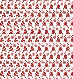 redfestivepattern A Great Free Festive Seamless Christmas Pattern