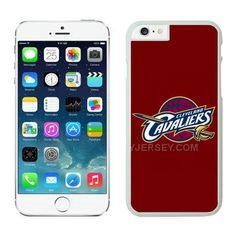 http://www.yjersey.com/nba-cleveland-cavaliers-iphone-6-cases-white.html NBA CLEVELAND CAVALIERS IPHONE 6 CASES WHITE Only 23.00€ , Free Shipping!