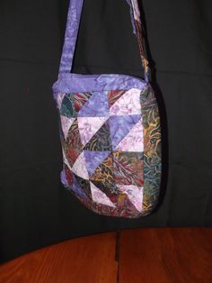 Quilted Purse by UniqueGrandma on Etsy, $30.00