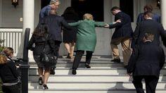 "US Secret Service ""Swarms"" Top Hospitals As Hillary Clinton Brain Surgery Fears…"
