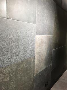 kronos carriere green gate namur hardsteenlook wildverband / Romaans verband
