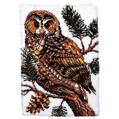 Craftways Spotted Owl Latch Hook Kit Craftways http://www.amazon.com/dp/B0031FWQKI/ref=cm_sw_r_pi_dp_eynXvb1ZV9ZZ3