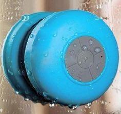 bezprzewodowy wodoodporny głośnik prysznicowy