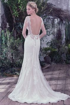 Maggie Sottero Wedding Dress Roberta