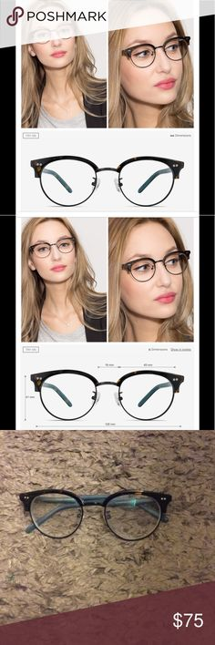 Annabell RX prescription glasses frames. Don't remember the prescription in these. Style is called Annabell. Accessories Glasses