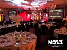 Bruz - Soirée Gatsby  #bruz #bretagne #soiree #gatsby #decor #animation #nova #groupeastrevent #evenement #evenementiel
