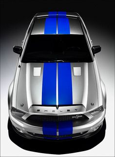 Mustang Shelby GT500.    DEAR TO DREAM BIG IT'S IN YOU NOW manifested !!