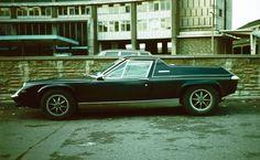 Lotus Europa 1974