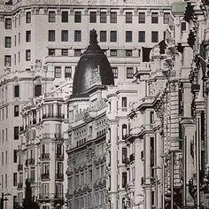 Gran Vía Street - Apartments Madrid Spain | Mi casa is your house