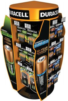 Duracell Counter Spinner