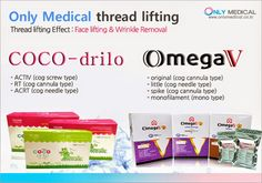 Only Medical 온리메디칼: Only Medical Thread lifting product (Omega V & COC...