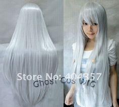 Buy Lifelike Oblique Bangs Wig Long Corn Perm Fluffy Curly Hair Wig Fashion Cosplay hair long curly hair extensions high temperature Fiber Wholesale Factory New Women Long Fashion Full Curly Lady Stylish Wave Wig at Wish - Shopping Made Fun Cosplay Hair, Cosplay Wigs, Anime Cosplay, Cosplay Costumes, Party Hairstyles, Wig Hairstyles, Straight Hairstyles, Kawaii Hairstyles, Amazing Hairstyles