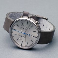 302 Series by Uniform Wares - Brushed/grey