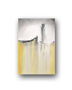 Canvas Abstract Painting Minimalist Art by heatherdaypaintings, $275.00