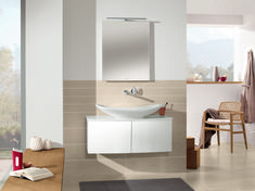 The My Nature bath collection from Villeroy & Boch is characterised by the longing for a natural airiness. Every product in the My Nature Collection combines the dynamism of nature with sensuous airiness. The softly curved forms in the My Nature wash basin project an aura of natural purity. #arthausbk #villeroyboch #mynature #bathroominspo