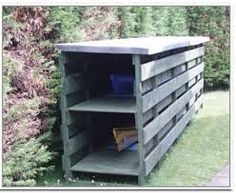 To Outdoor Kayak Storage Shed Box