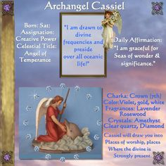 Archangel Cassiel Archangel Cassiel, Archangel Azrael, Archangel Michael, Angels Among Us, Angels And Demons, Supernatural Beings, Castiel, Angelic Symbols, Angel Spirit