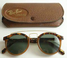 6f4caa09368d8  vintage raybans  Bobbin Monsieur  Mens fashion  Retro fashion Acessórios  De Moda,
