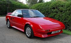 Hd-Car wallpapers: old toyota sports car