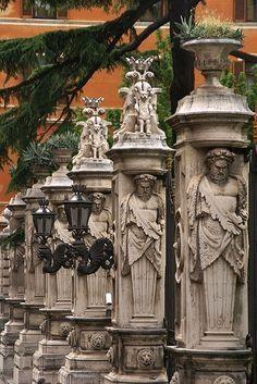 Palazzo Barberini - Rome, Italy