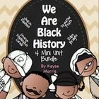 This Black History Month MEGA BUNDLE includes all FOUR of my Black History Month characters.   I am Ruby Bridges I am Sojourner Truth I am George W...