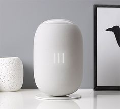 Whyd Speaker -- It's a standalone 360º wireless voice-control speaker that uses dual 40MM drivers to pump out music from your favorite streaming sources including WiFi, Bluetooth, GoogleCast and AirPlay as well as streaming services like Spotify, Apple Music, Sound Cloud, Tidal and Google Play.