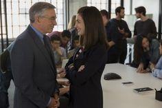 米女優、アン・ハサウェイの最新作のタイトルが『マイ・インターン』に決定し、10月 - Yahoo!ニュース(オリコン)