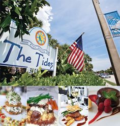 The Tides Floridian Restaurant 3103 Cardinal Dr, Vero Beach, FL 32963 Vero Beach Florida, Great Places, Restaurant, Vacation, Dining, Sweet, Travel, Life, Candy