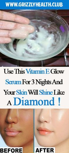 Vitamin E possesses plenty of benefits. It's especially good for our skin and hair. Some of the cosmetic products contain plenty of vitamin E, but unfortunately not everyone can afford them. In this article, we're presenting you how to prepare your homemade vitamin E facial night serum. Use it for several nights and the results …