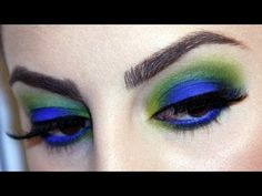 Urban Decay Electric Palette Tutorial - YouTube