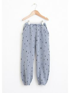 Tracksuit Rain by Bobo Choses Tracksuit Pants, Sweatpants, Harem Pants, Pajama Pants, Boy Fashion, Cool Kids, Kids Outfits, Boys, Rain