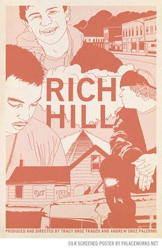 RICH HILL - Feature Documentary by Tracy Droz Tragos & Andrew Droz Palermo |  Kickstarter FUNDED