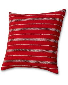 Lodge Collection Dobby Striped Pillow | Eddie Bauer