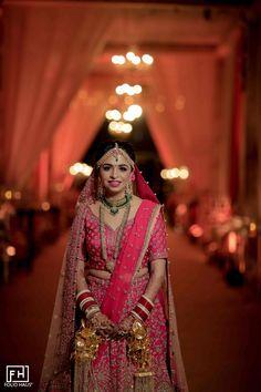 A Fun-Filled Punjabi Wedding In Delhi With Pin Worthy Mehendi Decor