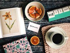 Coffee love #flatlay #botanical
