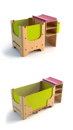 Growing bed for kids by odRzeczy