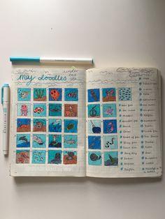 Doodle challenge Bullet Journal Inspiration, Lilac, Journaling, June, Doodles, Challenges, Blog, Caro Diario, Syringa Vulgaris