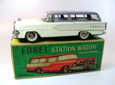 1958 Edsel 2 Door Station Wagon w Original Box by TN IY | eBay