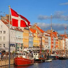 Copenhagen is one of the greatest travel destinations in Northern Europe. The capital of Denmark is . Places Around The World, Oh The Places You'll Go, Places To Travel, Places To Visit, Around The Worlds, Copenhagen Travel, Copenhagen Denmark, Dream Vacations, Vacation Spots