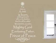 vinyl family tree wall decals | Wall Decal Scripture Christmas Tree Vinyl Wall Decal 22134 on Luulla ...