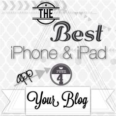 My favorite blog and photo editing iPhone app! #rhonnadesigns #coolapps #create