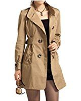 Designer Clothes, Shoes & Bags for Women Belted Shorts, Elegant, Double Breasted, Autumn Fashion, Shopping, Clothes, Collection, Women, Women's Trench Coats