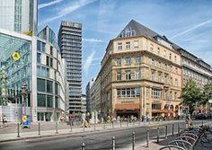 Frankfurt, Deutschland, Stadt, Städte
