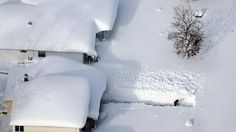 Usa, nevicata da record: ecco Buffalo imbiancata